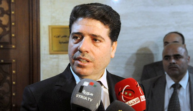 Syrian economy recovering from war, sanctions: PM