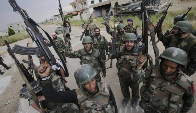 Syrian forces inflict crushing blows on insurgents