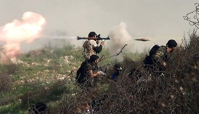 British militants, the most bloodthirsty in Syria