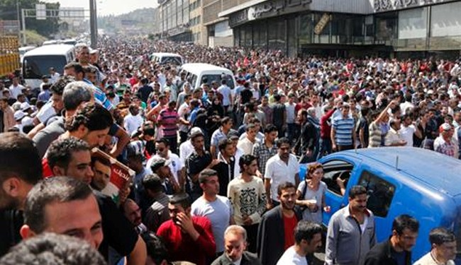 Syrian voter turnout in Lebanon 'higher than expected'
