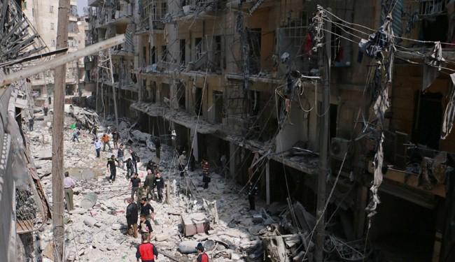 Syria conflict has cost 144 billion dollars: UN report