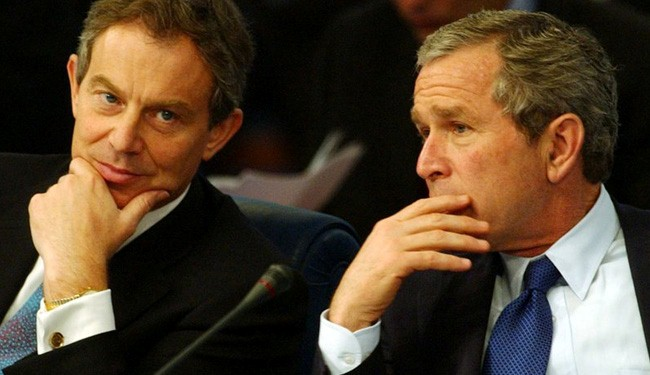 Bush, Blair secret pre-Iraq war talks to be released