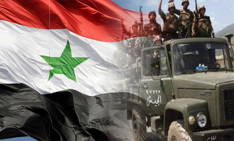 Photo of Syrian Army Seizes Control over Several Main Points of Aleppo, Daraa, Homs