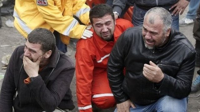 Photo of Hopes are fading, Desperate search at Soma mine disaster