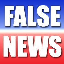 false news
