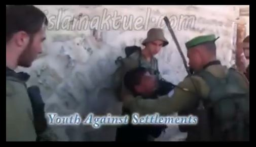 Photo of Video- Why don't you cry for Palestinian children?!