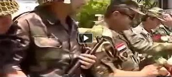 Photo of Video- This is the Victorious Syrian Army that will never bow down to Zionists and allies
