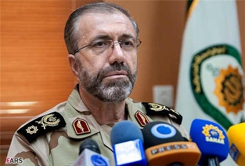 Photo of Guards Commander: Iran's Western Borders Not Approached by ISIL Terrorists