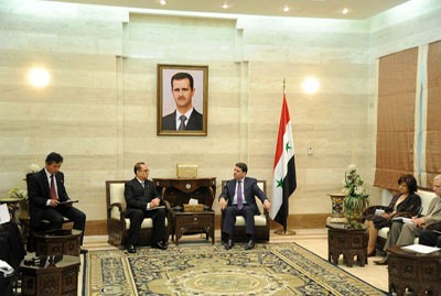 Photo of Syrian Prime Minister: Syria is on its way to achieve stability