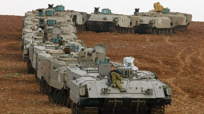 365081_Israeli-military-vehicles