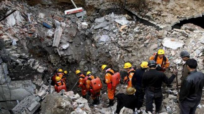 Photo of China coal mine accident kills 22 workers, injures 2
