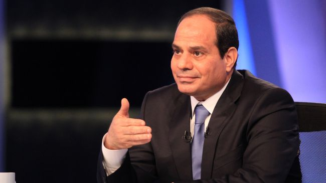 Photo of zionist puppet Sisi to be sworn in as Egypt president