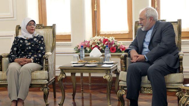Photo of Sanctions deepen Iranians distrust of West: Zarif