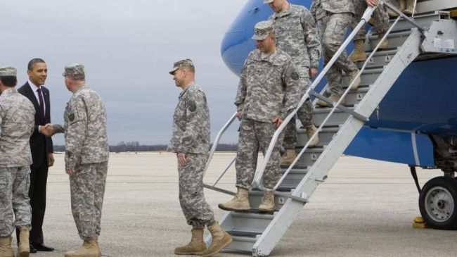 Photo of US deploying 275 US troops to Iraq: Obama
