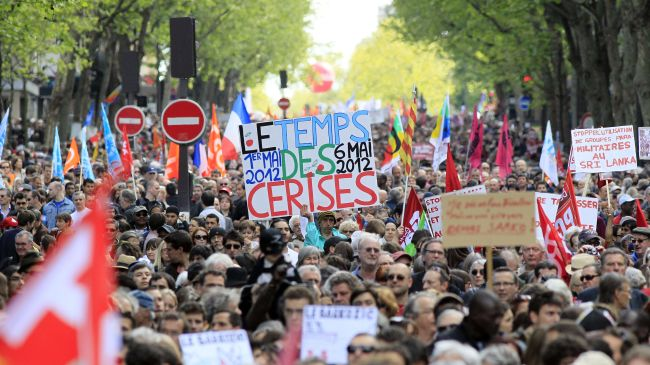 Photo of French pessimistic about political prospect of country: Poll