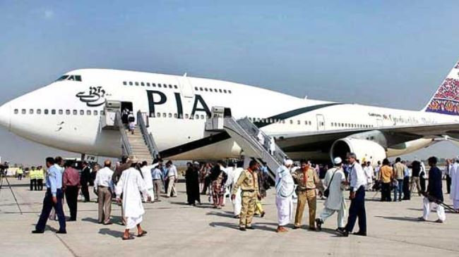 Photo of Hundreds detained in Pakistan over plane attack