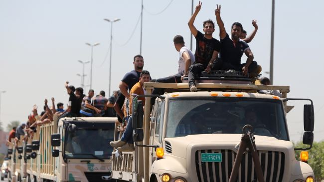 Photo of Iraqi army gains ground in fight against ISIL: Reports