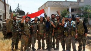 368907_ Syrian- troops