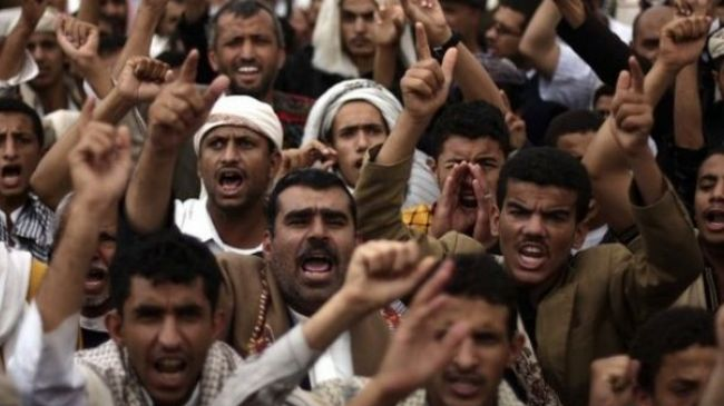 Photo of 1000s of Yemeni Houthis voice support for ceasefire