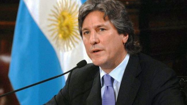 Photo of Court charges Argentine vice president