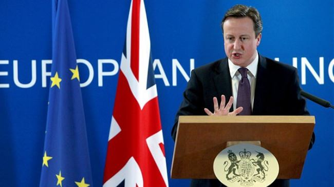 Photo of Brits pessimistic about Cameron's EU reforms