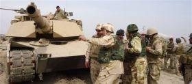 Photo of Iraqi Army frees Ishaqi district of Samarra after Jihad Fatwa