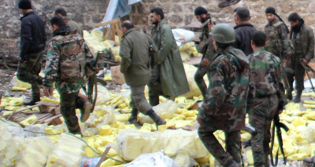 Photo of Army assumes control of more areas in Aleppo countryside
