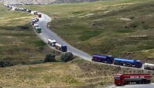 Baghdad raps Kurdistan region on oil export