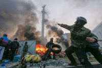 Five people killed in Ukraine clashes