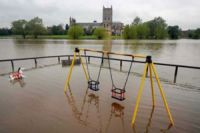 Flood warnings issued for most of UK