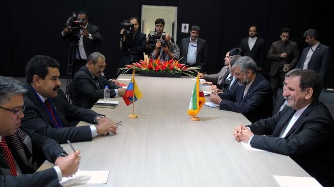 Iran urges closer ties with Venezuela
