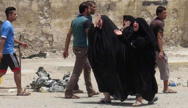 Iraqi women commit suicide after being raped by ISIL