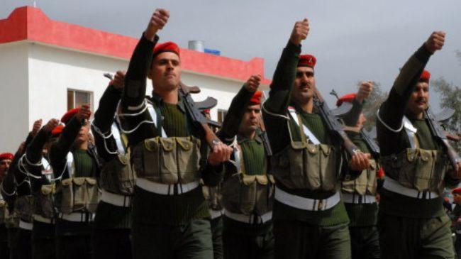Kurdish forces attack Iraqi military bases in Kirkuk