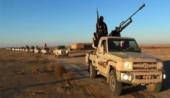 Militants infiltrate into Iraq via Saudi Arabia: Official