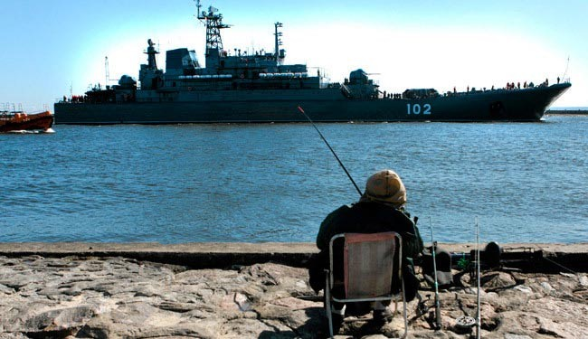 Photo of Russia deploys 24 warships to rival NATO war games