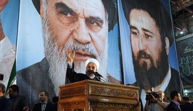 Photo of Rouhani vows to defend Iran's nuclear rights
