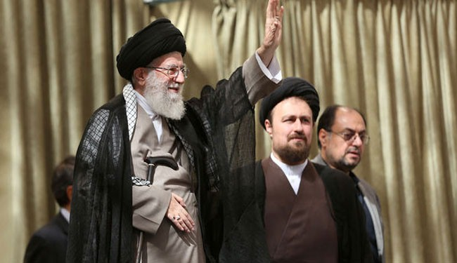 In picture: Imam Khomeini's 25th demise anniversary