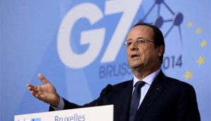 Hollande confirms over 30 French citizens killed in Syria