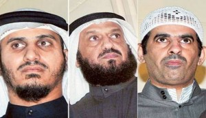 Kuwaiti ex-MPs get jail terms for 'insulting the emir'