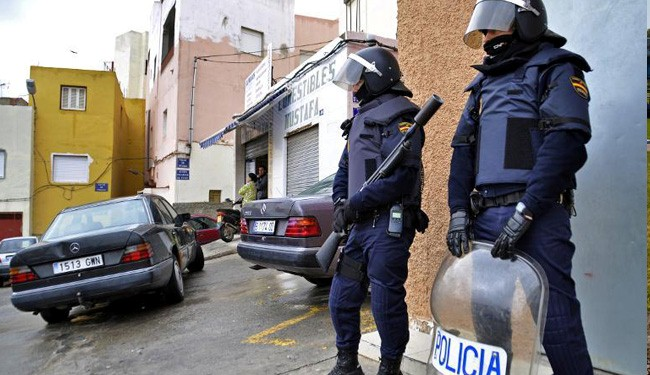 Photo of Spain raids ISIL terrorists' cell led by Gitmo inmate