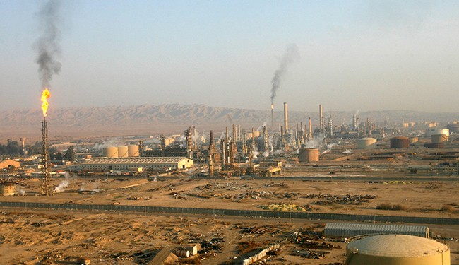 Iraq repels terrorist attack on Beiji oil refinery