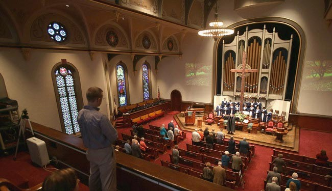 Photo of US church votes to divest to protest Israel policies