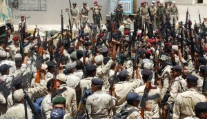 Iraqi troops arrive in Ramadi to support Sahwa militia: photos