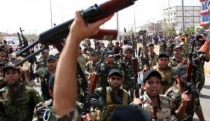 Iraq forces hit ISIL terrorists in Tikrit, Fallujah, kill 90
