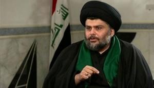 Muqtada Sadr opposes US military intervention in Iraq