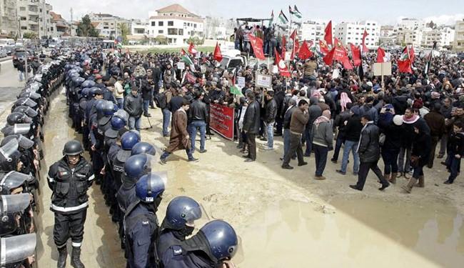 Photo of Protestors call for ouster of Jordanian Dictator King Abdullah