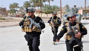Iraqi army in major oeration against ISIL in Saddam home-town