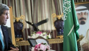 Saudi King Abdullah hints at new shift on Iraq policy : US official