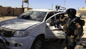 Iraqi security forces seize 20 arm-loaded vehicles en route to Karbala