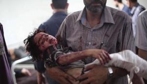 Bomb blast leaves several dead, injured in Damascus suburb